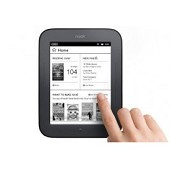 ספר אלקטרוני Barnes and Noble NOOK Simple Touch